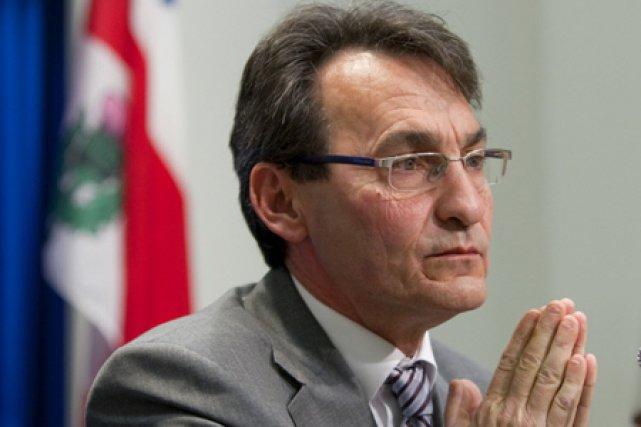 La Ville de Montréal, dénonce Richard Bergeron, n'a... (Photo: Alain Roberge, La Presse)