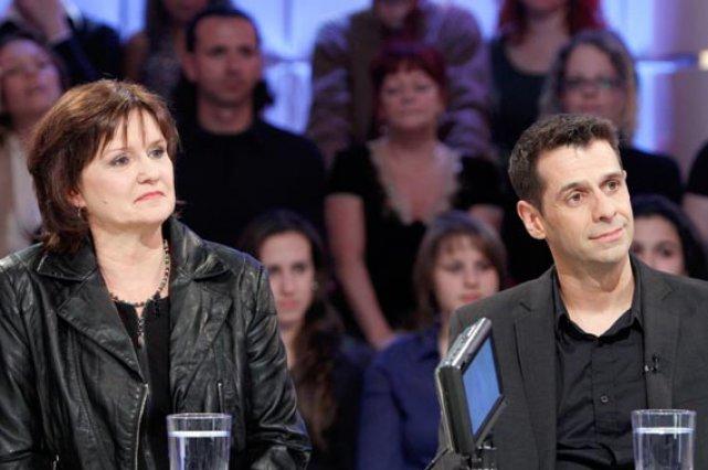 Éric Duhaime, cofondateur du Réseau Liberté-Québec avec Johanne... (SRC)
