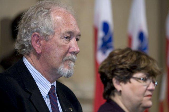 Marcel Tremblay, frère du maire de Montréal Gérald... (Photo: Alain Roberge, archives La Presse)