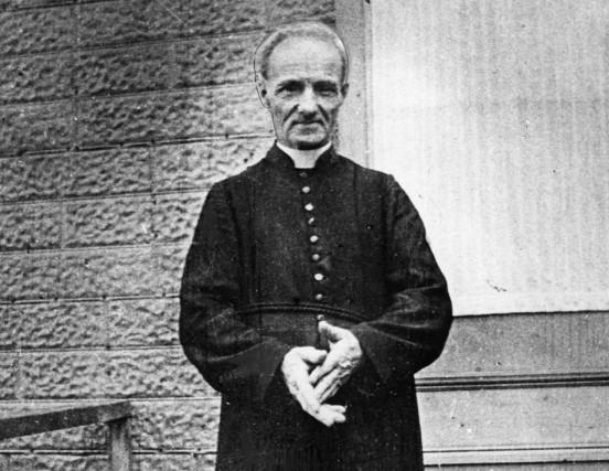 Saint frère André...