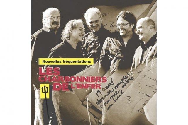 Pochette cd Les Charbonniers de l'enfer...
