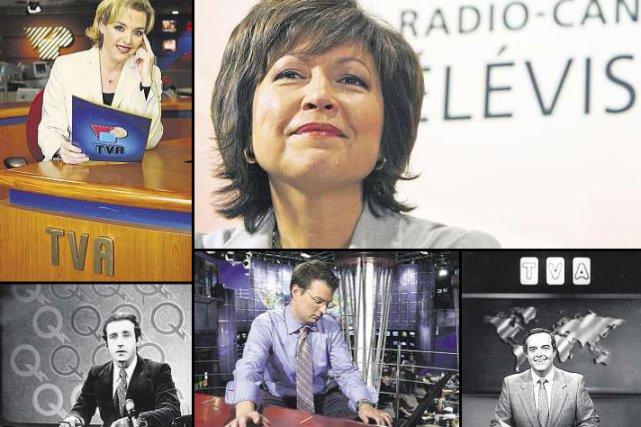 Les téléspectateurs sont de moins en moins nombreux... (Photo: archives La Presse)