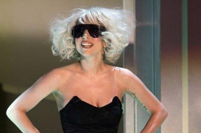 La chanteuse Lady Gaga.... (Photo: AFP)