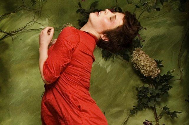 Le sacre du printemps revu par Hélène Blackburn.... (Photo: fournie par les Coups de théâtre)