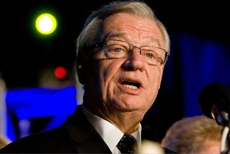 Le maire de Laval, Gilles Vaillancourt... (Photothèque La Presse)