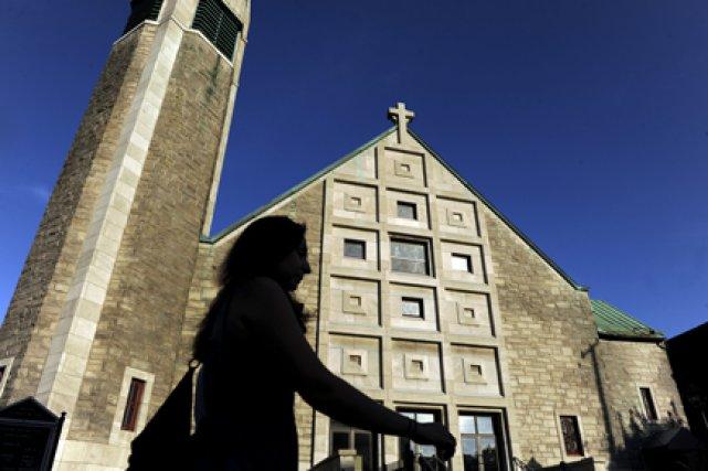 L'argent prend beaucoup de place dans plusieurs Églises... (Photo: Bernard Brault, La Presse)