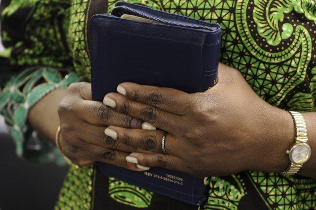 Si votre Église s'intéresse trop à l'argent, fuyez-la,... (Photo: Bernard Brault, La Presse)