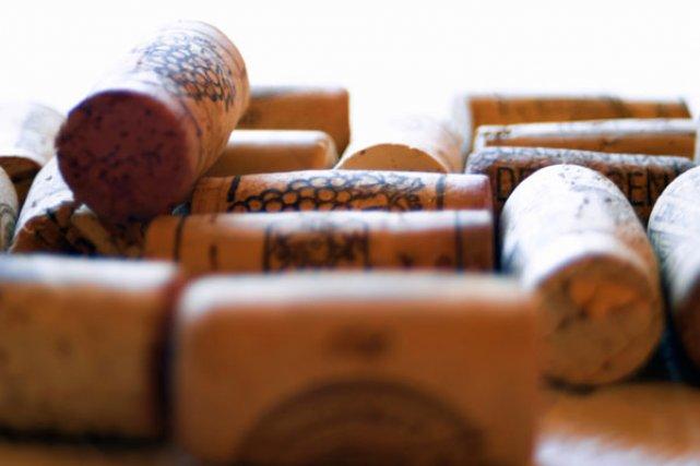 L'antioxydant vedette présent dans le vin, le resvératrol, pourrait  réduire... (Photothèque: La Presse)