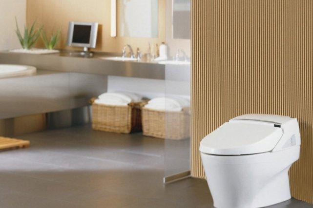 Des toilettes sans papier | Lucie Lavigne | Aménagement