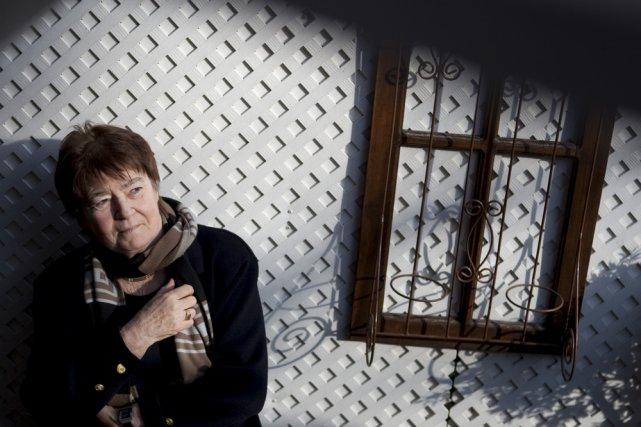 Nicole Brossard... (Photo: Ivanoh Demers, La Presse)