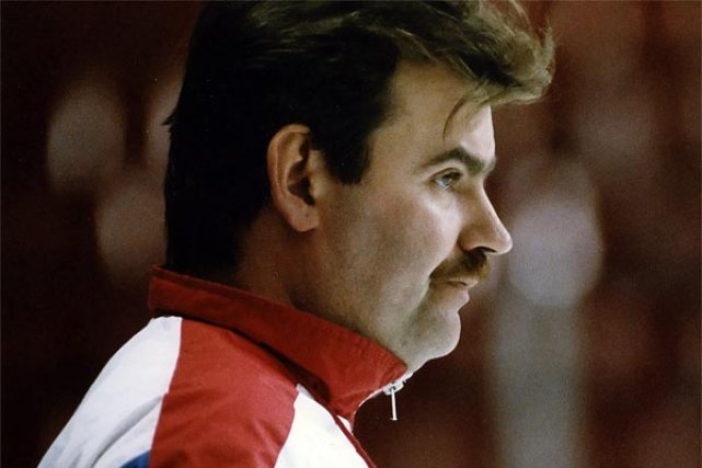 Pat Burns... (Photo: archives La Presse)