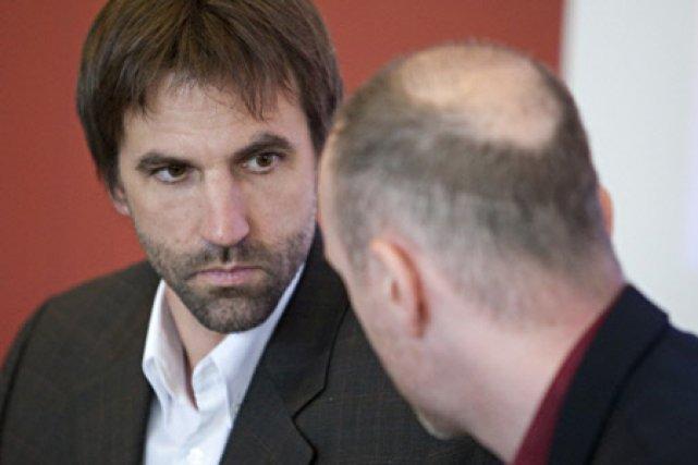 L'environnementaliste Steven Guilbeault estime que le Canada n'a... (Photo: François Roy, La Presse)