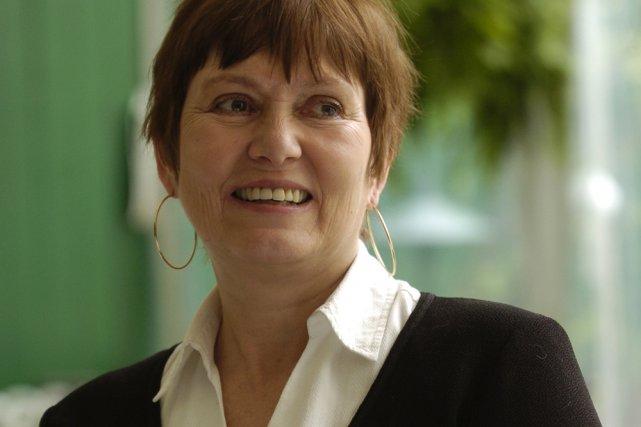 L'historienne Elizabeth Abbott termine, avec Une histoire ... (Photo: Ivanoh Demers, archives La Presse)