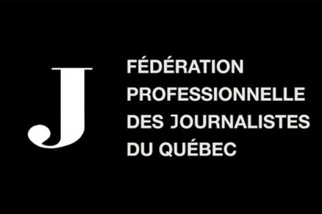 La Fédération professionnelle des journalistes du Québec a... (Photo: site Web de la FPJQ)