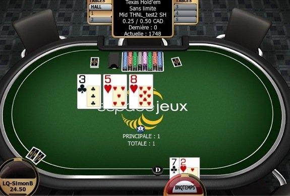 Espacejeux est le site Internet de loterie de... (Loto-Québec)