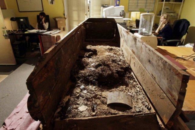 cercueil a vendre montreal