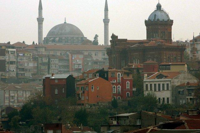 La Turquie a attiré 29 millions de touristes... (Photo: Archives Reuters)