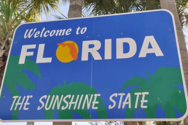 Direction Floride Un Guide Routier Inusit