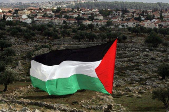 Au total, 104 pays du monde reconnaissent la Palestine en tant qu'État,... (Photo: AFP)
