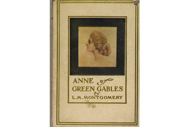 De vieux romans de lucy maud montgomery ne trouvent pas for Anne la maison aux pignons verts livre en ligne