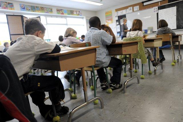 À quels héros nos enfants peuvent-ils s'identifier?... (PHOTO: ARCHIVES LE SOLEIL)