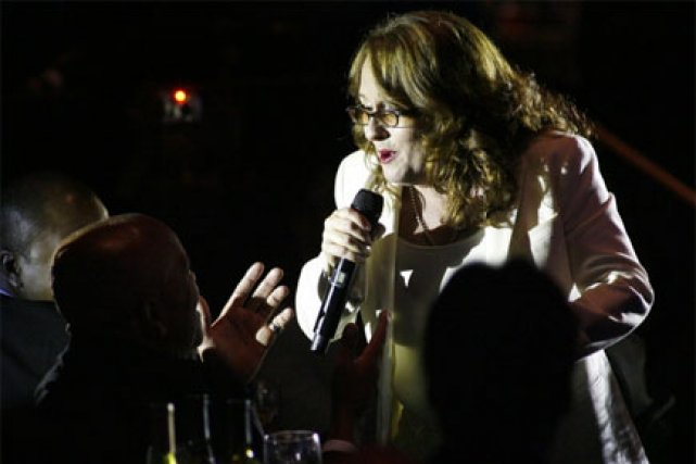 Teena Marie a laissé son empreinte sur la... (Photo: Reuters)