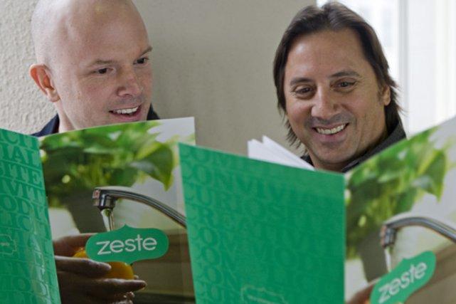 La chaîne spécialisée Zeste, qui a vu le... (Photo d'archives David Boily, La Presse)