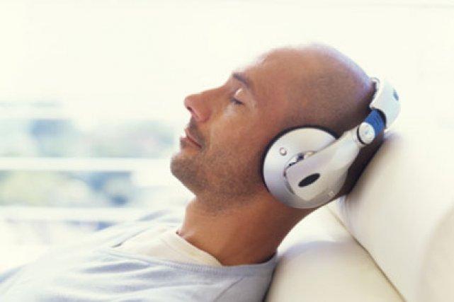 Plaisir abstrait, la musique contribuerait, grâce à la... (Photo: photos.com)