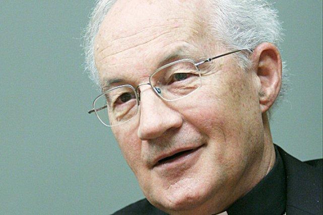 Le cardinal Marc Ouellet se trouve présentement à... (Photothèque Le Soleil)