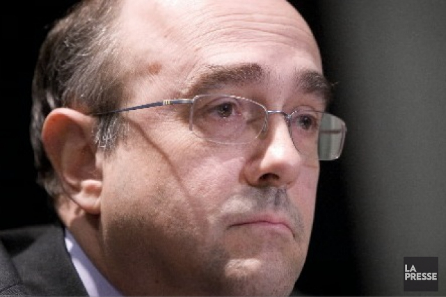 Le secrétaire du Collège des médecins du Québec,... (Photothèque La Presse)
