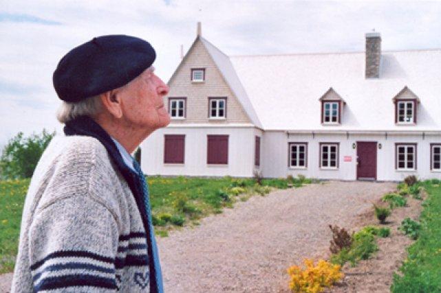 Marcel Trudel... (Photo: site officiel de l'historien)