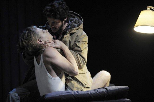 Les pièces de Michel Marc Bouchard s'érigent souvent sur une tragédie. Ou en... (Photo: Valérie Remise)