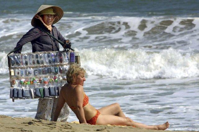 Les touristes en quête de dépaysement et d'authenticité... (Photo: AFP)