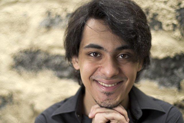Mehdi Ghazi... (Photo: Ariane LeComte)