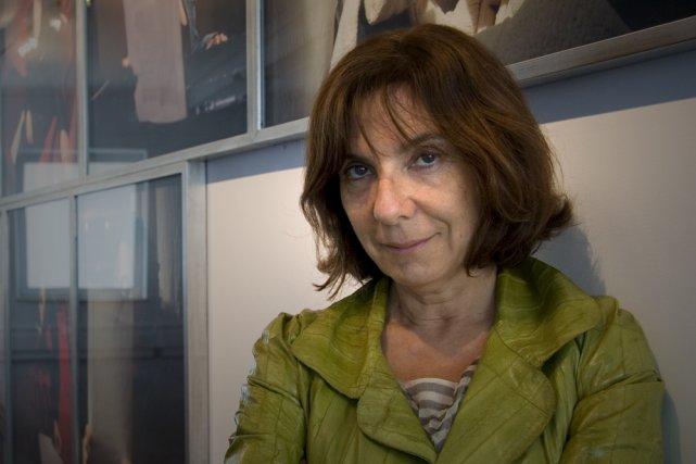 La Française Sophie Calle fait partie des artistes... (Photo: Marco Campanozzi, collaboration spéciale La Presse)