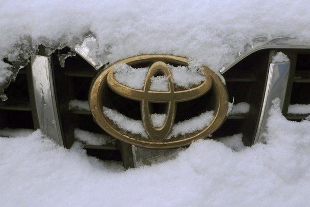 Non, les misérables 5 à 10 cm de neige qui sont attendus à Montréal  d'ici... (Photo: AP)