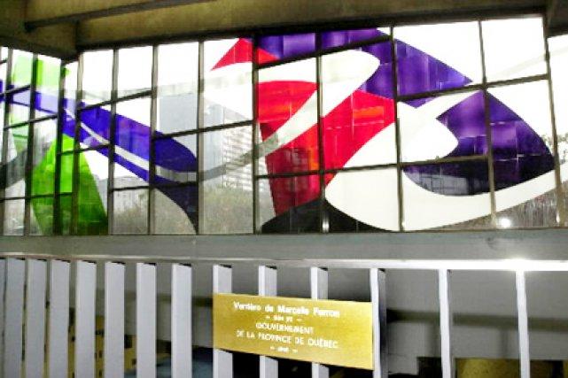 Le Conseil du patrimoine de Montréal a dû... (Photo: Rémi Lemée, Archives La Presse)