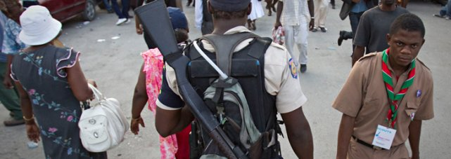 D'ici à 2015, la Police nationale espère compter... (Photo: Ivanoh Demers, La Presse)