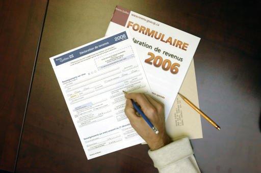 Ottawa devrait se débarrasser des avantages et crédits... (Archives La Nouvelle, Claude Poulin)