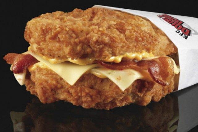 La consommation d'acides gras trans et de graisses saturées, tels que contenus... (Photo La Presse Canadienne)