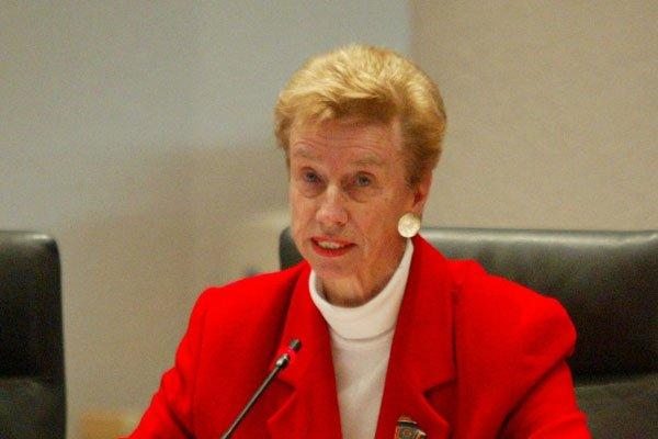 La conseillère Diane Holmes... (ARCHIVES, LeDroit)