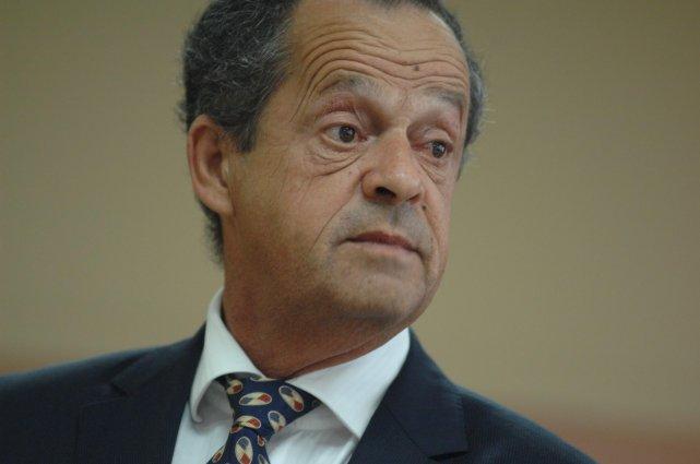 Alain Drouin, maire de Nicolet.... (Photo: Ève Guillemette)