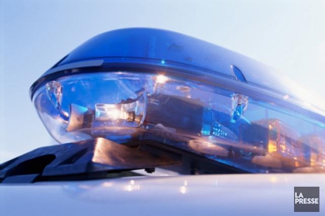 La Sûreté du Québec (SQ) enquête sur un délit de fuite qui s'est produit à... (Archives)