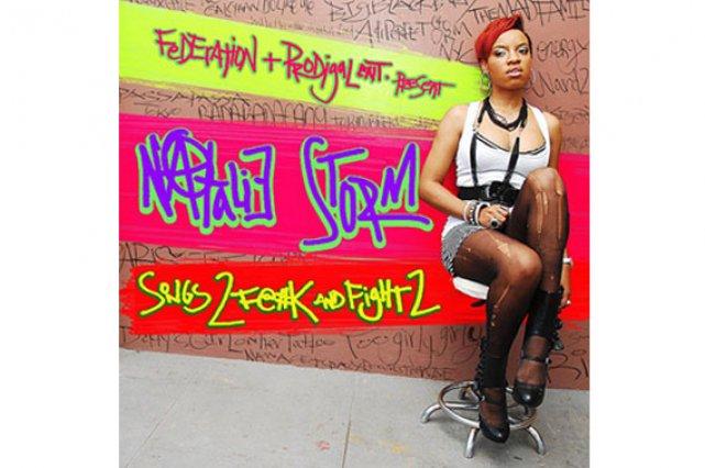 Pochette cd de Natalie Storm...