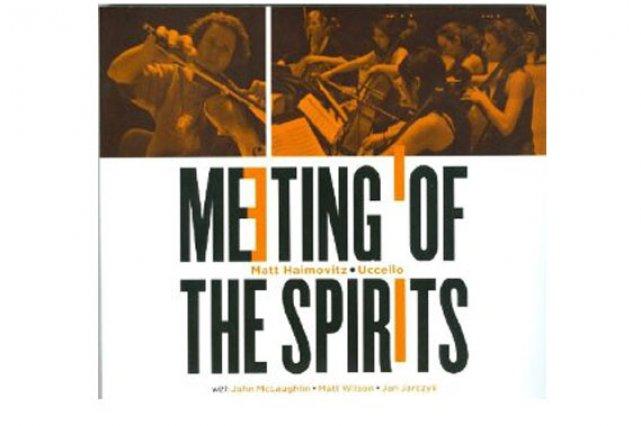 Pochette cd de Matt Haimovitz...