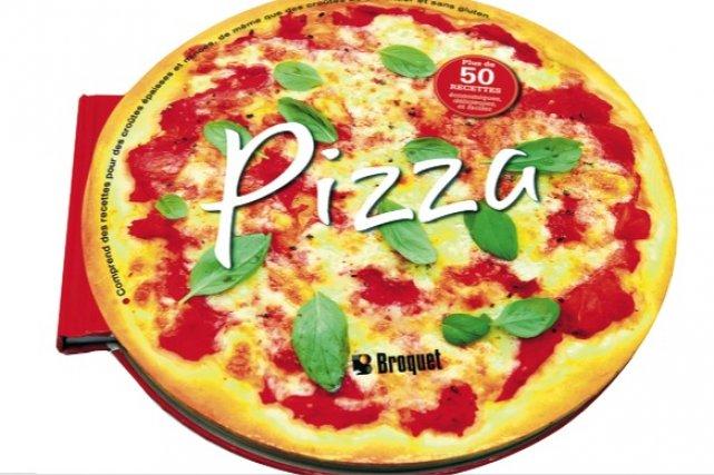 P te pizza classique p te paisse recettes - Recette pate a pizza italienne epaisse ...