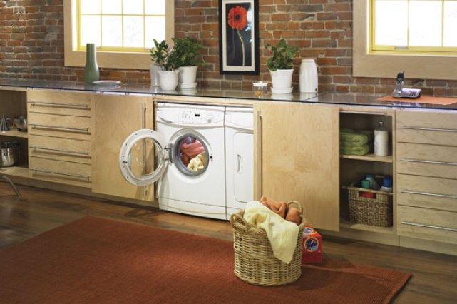 op ration camouflage une salle de lavage dans la cuisine