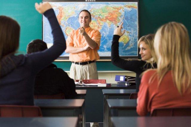 À la fin des années 90, les élèves... (Photothèque La Presse)