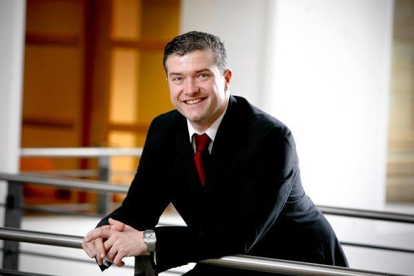 Tim Tierney,président du sous-comité municipal des technologies de... (Martin Roy, LeDroit)