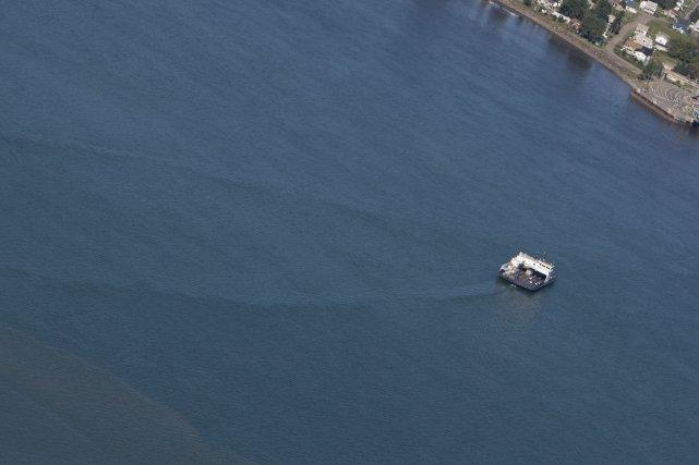 Bruce Power prévoit transporter par voie maritime (sur... (PHOTO: IVANOH DEMERS, ARCHIVES LA PRESSE)